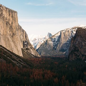 Yosemite Valley  by whitneykayc