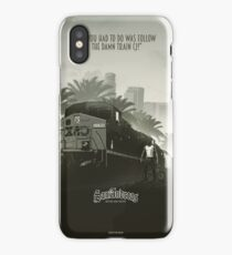 The San iPhone Case/Skin