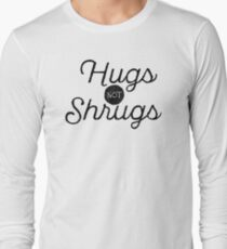 Shrug Free Long Sleeve T-Shirt