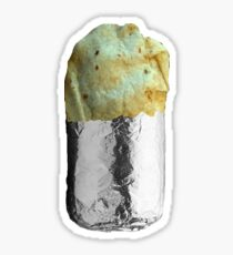 Pegatina Burrito!