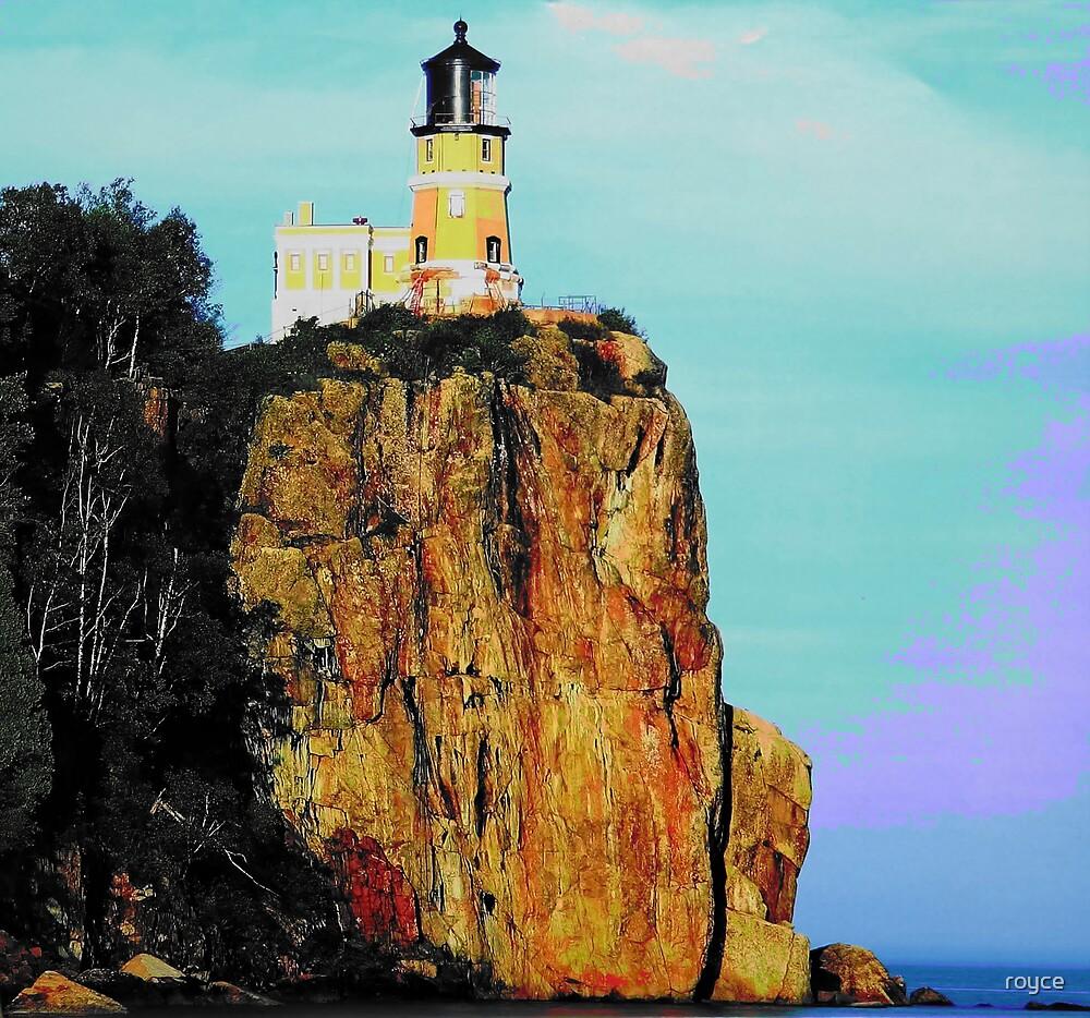 The Rock by royce