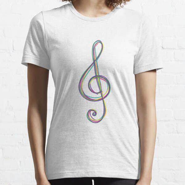Treble Clef Essential T-Shirt