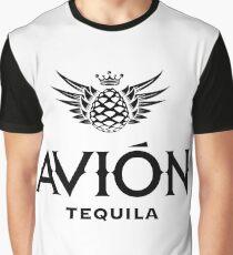 Avion Tequila Graphic T-Shirt