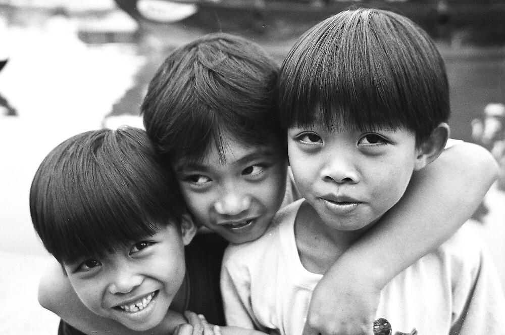 The Boys by Nick Humphreys