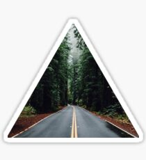 Forest Road 2 Sticker
