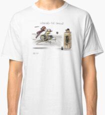 Ninja Chicken - Honing the Skillz I Instagram: @mike.kearldraw Classic T-Shirt