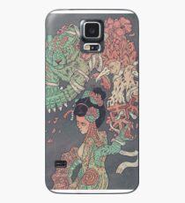 Geisha  Case/Skin for Samsung Galaxy