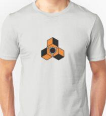 Camiseta unisex Logotipo de la razón