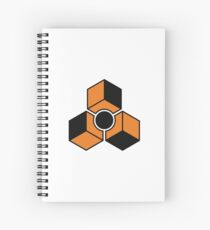 Reason Logo Spiral Notebook