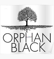 Tree - Orphan Black Poster
