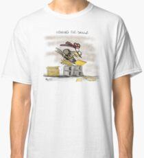 Ninja Chicken - Honing The Skillz II Instagram: @mike.kearldraw Classic T-Shirt