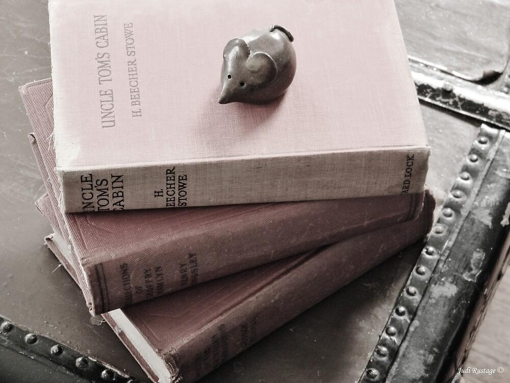 Novel Work by Judi Rustage