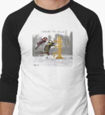 Ninja Chicken - Honing the Skillz IIII Instagram: @mike.kearldraw T-Shirt