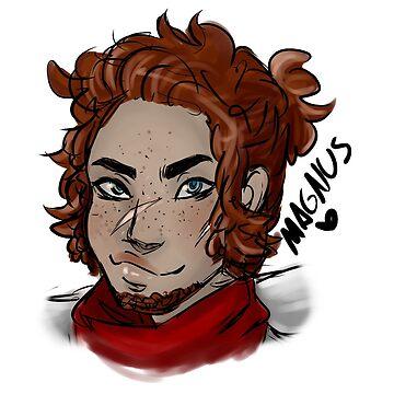 Magnus by Pikachuslutr