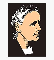MARIE CURIE Photographic Print