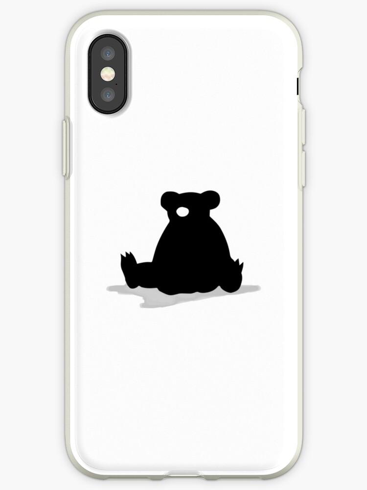 Bear in Shadow by Richard Rabassa