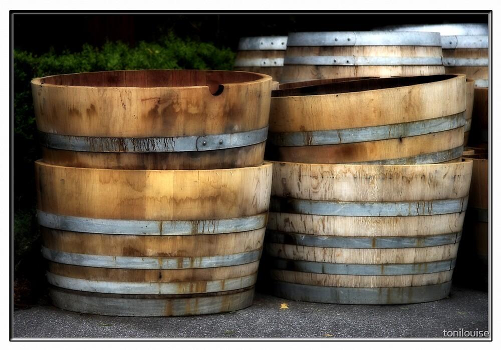Barrels by tonilouise
