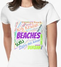 Best Beaches Of The World T-Shirt