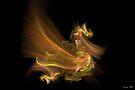 Golden Dragon by Leoni Mullett