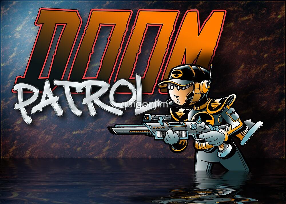Doom Patrol by quigonjim