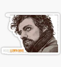 Inside Llewyn Davis Sticker