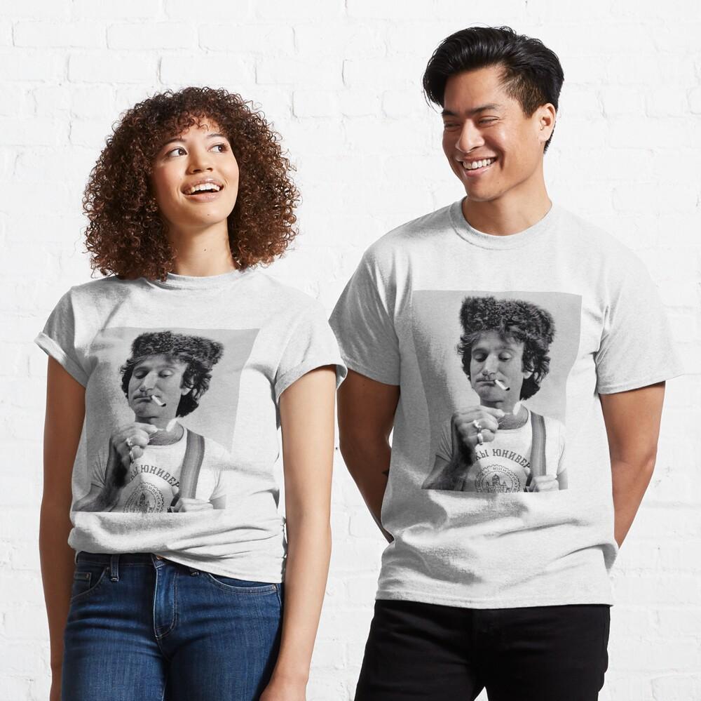 Russian Robin Classic T-Shirt