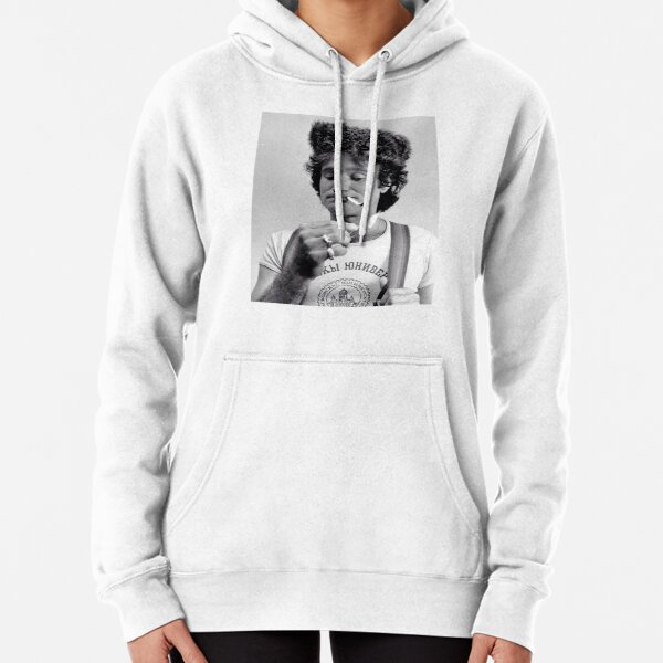 Russian Robin Pullover Hoodie