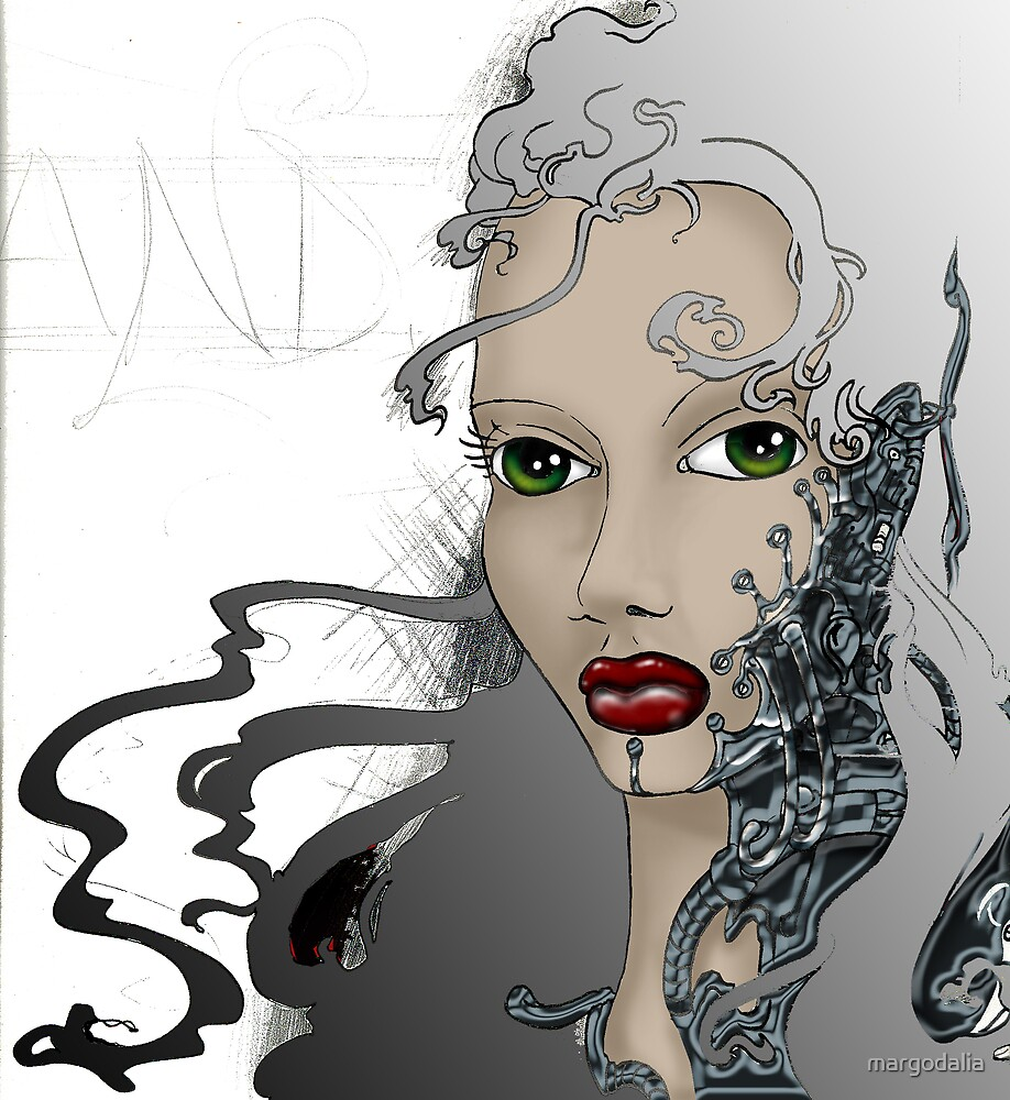 old project... amon never by margodalia