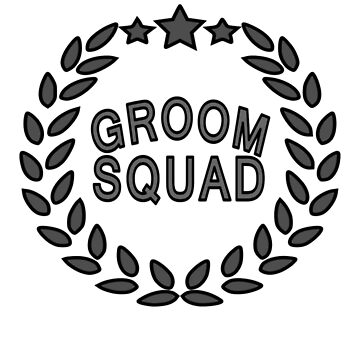 Groom Squad  by beggr