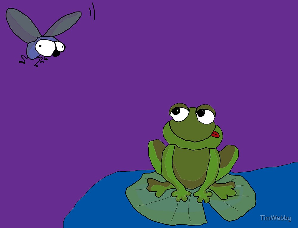 frogfryn by TimWebby