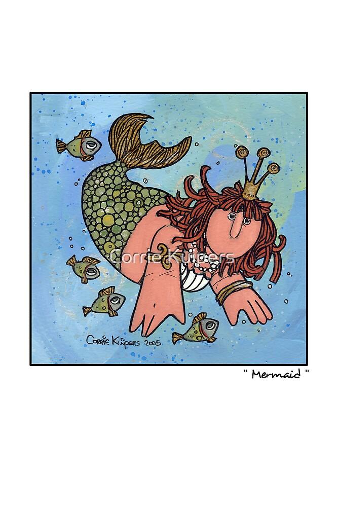 Mermaid by Corrie Kuipers