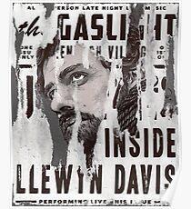 Inside Llewyn Davis - Vintage Poster Poster