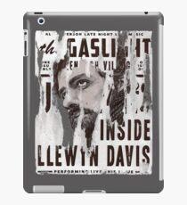 Inside Llewyn Davis - Vintage Poster iPad Case/Skin