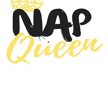 Nap Queen by beggr