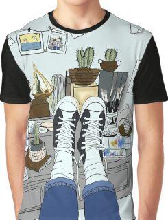 DESK Graphic T-Shirt