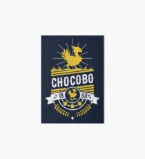 Chocobo Art Board