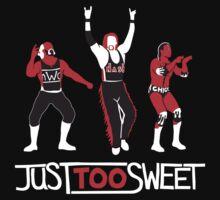 """Just Too Sweet"" Wrestling Design | Unisex T-Shirt"
