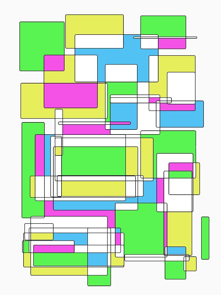 Retro Squares by bails