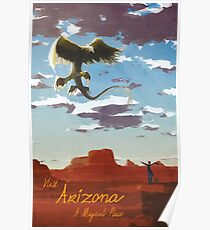 Arizona Thunder Poster