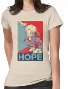 [Version 3/4] Future Trunks Hope Poster Womens Fitted T-Shirt