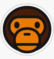 Baby Milo by A Bathing Ape Sticker