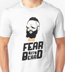 James Harden Fear the Beard Unisex T-Shirt