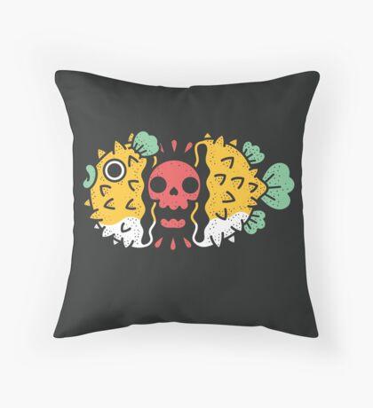 DOKU Throw Pillow