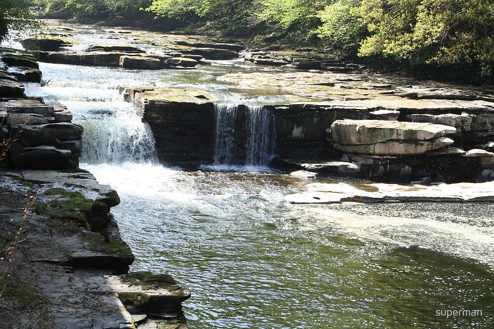 Waterfalls  by superman