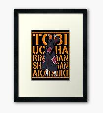 Tobi v2 Framed Print