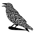 Quoth the Raven by the50ftsnail