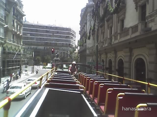 city afternoon by hanasamara