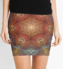 kaleidoscope hearts Mini Skirt