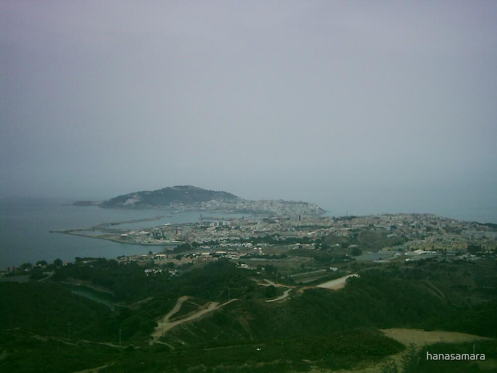 city on the sea by hanasamara