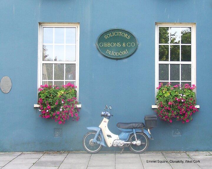 Emmet Square, Clonakilty, West Cork, Ireland by alanlowney